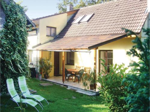 Holiday Home Podhorany u Ronova with Fireplace IX