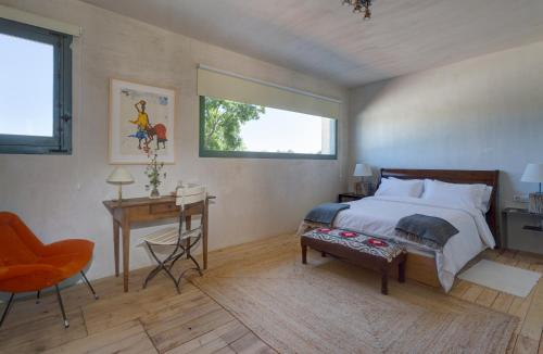 Deluxe Double Room - single occupancy Finca Fuente Techada - Adults Only 7