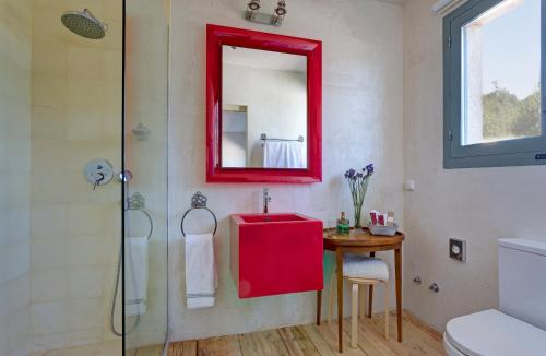 Deluxe Double Room - single occupancy Finca Fuente Techada - Adults Only 6