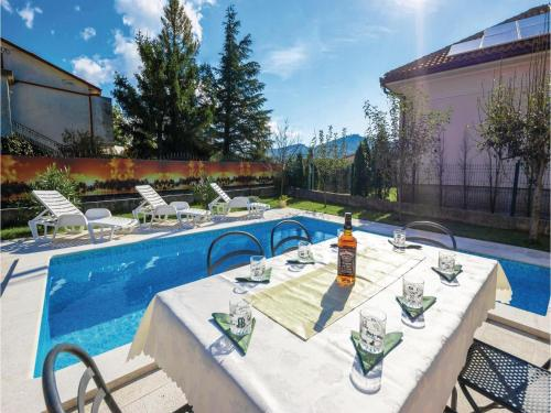 Holiday home Drazice 56 with Outdoor Swimmingpool