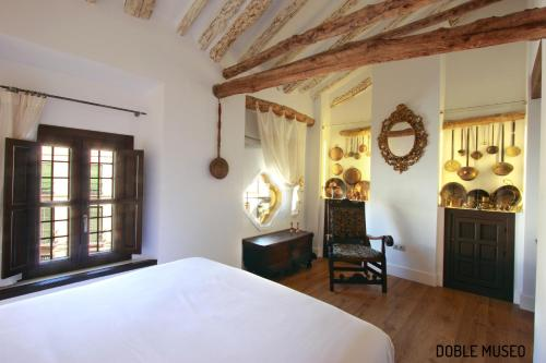 Deluxe Double or Twin Room Hotel Patria Chica 7
