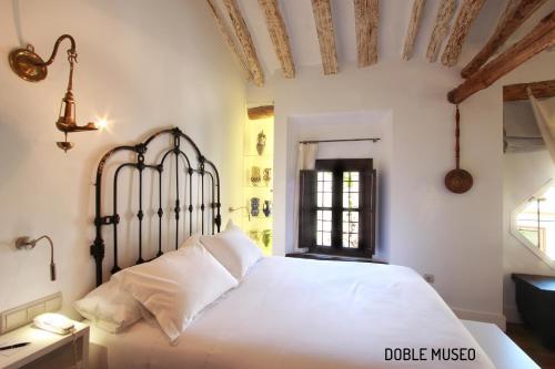 Habitación Doble Deluxe - 1 o 2 camas Hotel Patria Chica 8