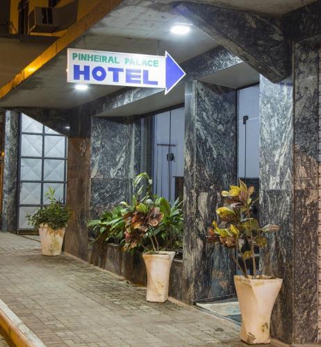 . Hotel Pinheral Palace Hotel