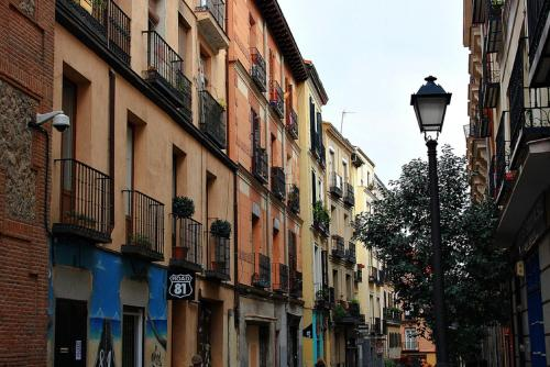Modern And Lovely In Chueca