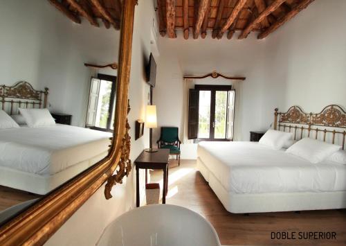 Habitación Doble Superior - 1 cama extragrande o 2 individuales Hotel Patria Chica 15