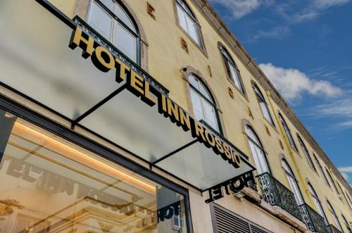 Hotel INN Rossio photo 34