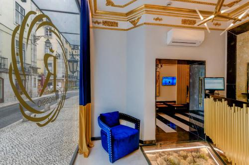 Hotel INN Rossio photo 35