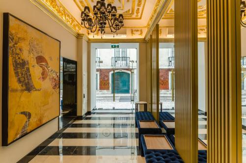 Hotel INN Rossio photo 37