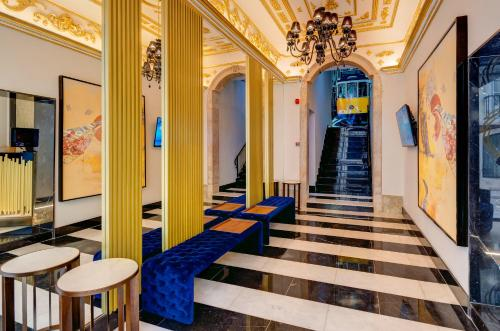 Hotel INN Rossio photo 38