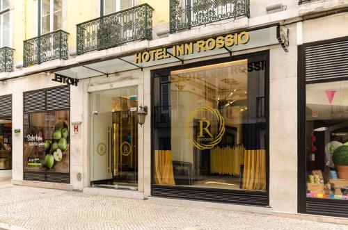 Hotel INN Rossio photo 40