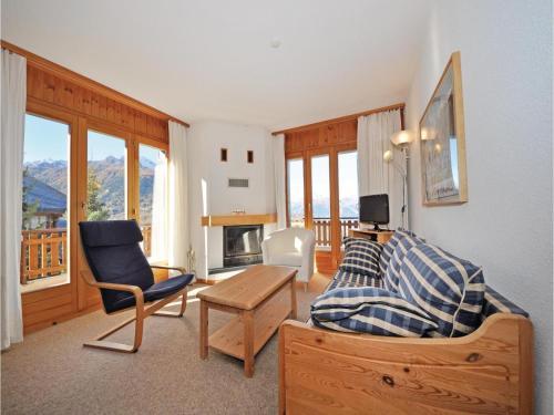 Apartment Veysonnaz with Fireplace 04 Veysonnaz