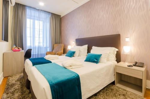 Hotel INN Rossio photo 43