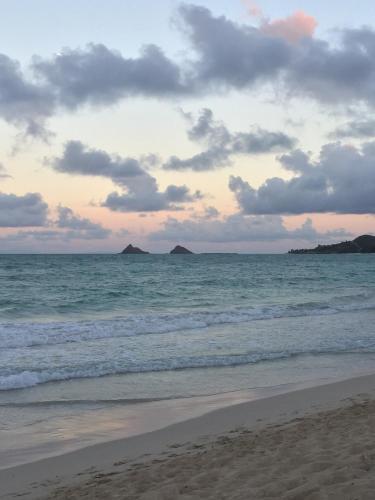 Kailua Beachside 2bed/2bath