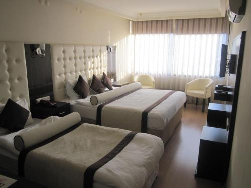Izmir Alican 1 Hotel harita