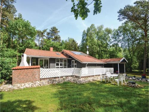 Holiday home Vidjeparken II in Odde