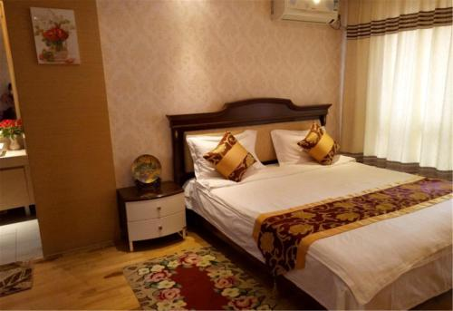 Beijing Tiandi Huadian Hotel Apartment (Wangjing Soho Branch) photo 2
