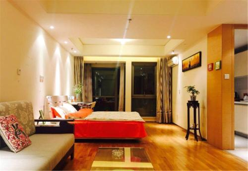 Beijing Tiandi Huadian Hotel Apartment (Wangjing Soho Branch) photo 3