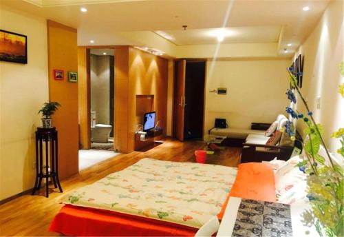 Beijing Tiandi Huadian Hotel Apartment (Wangjing Soho Branch) photo 8