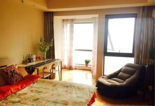 Beijing Tiandi Huadian Hotel Apartment (Wangjing Soho Branch) photo 13