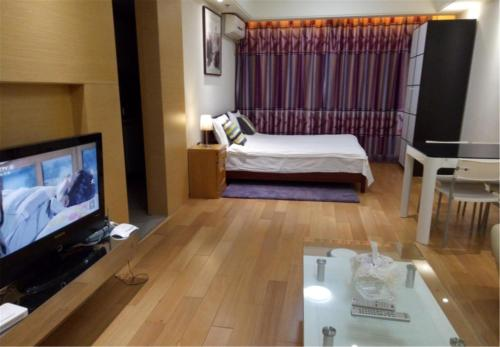 Beijing Tiandi Huadian Hotel Apartment (Wangjing Soho Branch) photo 17