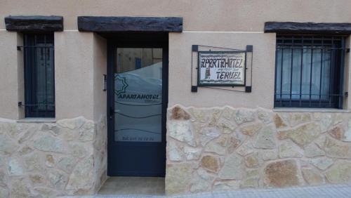 Apartamentos Turísticos Teruel Hovedfoto