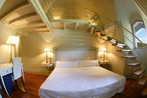 Doppel- oder Zweibettzimmer Castillo de Arteaga 8