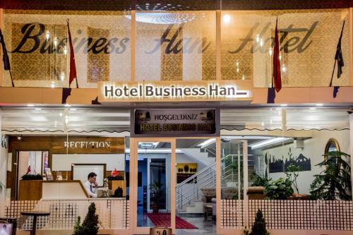 Nevsehir Hotel Business Han tatil