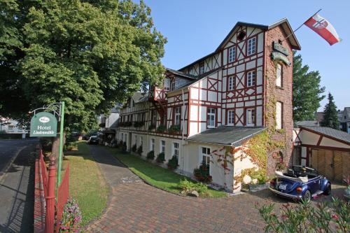 . Hotel Garni Lindenmühle