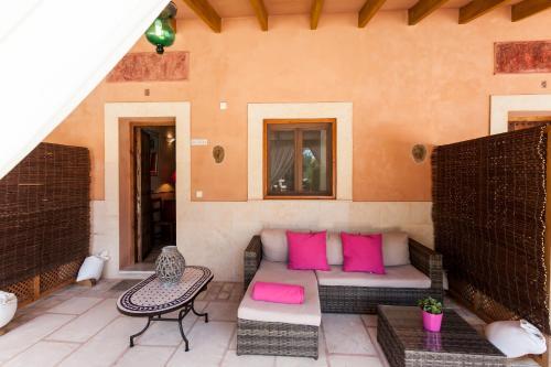Habitación Doble con terraza Es Revellar Art Resort Adults Only 2