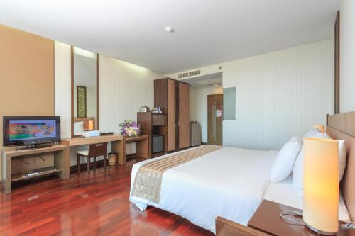 Oferta Especial - Quarto Duplo ou Twin Superior com Vista Mar (Special Offer - Superior Double or Twin Room with Sea View)