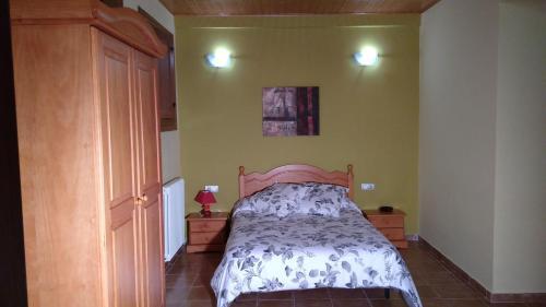 Accommodation in Nieva de Cameros