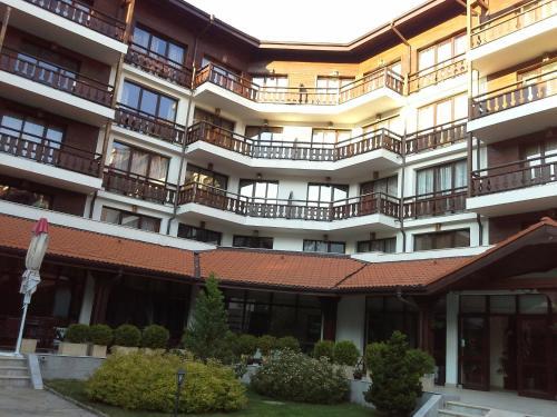 Oksana's Apartment at Infinity Bansko
