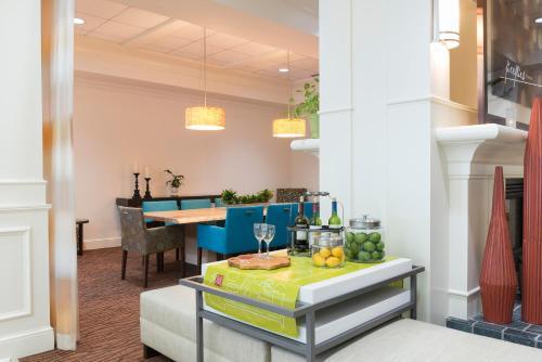 Hilton Garden Inn West Lafayette Wabash Landing - West Lafayette, IN 47906