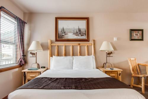 Franciscan Lakeside Lodge - Accommodation - Tahoe Vista