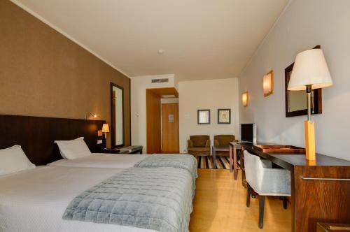 Hotel Alvorada 房间的照片