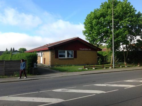 Villa Vera, Pension in Odense