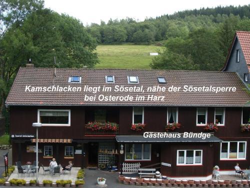 Gästehaus Bündge - Apartment - Kamschlacken