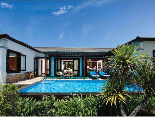 Three-Bedroom Pool Villa