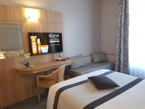 Hotel Champerret Elysees photo 26