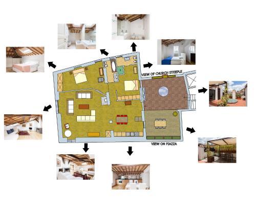 Habitat's Navona Pantheon Attic