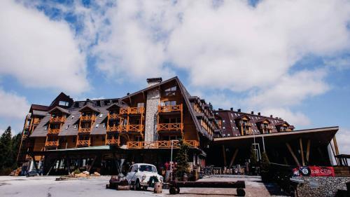 Apartman 109 - Aparthotel Vučko - Hotel - Jahorina