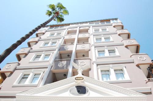 Antalya Triana Hotel odalar