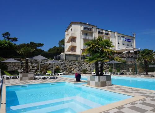 __{offers.Best_flights}__ Hôtel-Restaurant Mer et Forêt