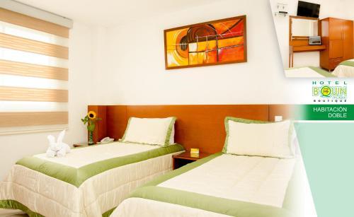 Hotel B`Quin Plaza - image 5