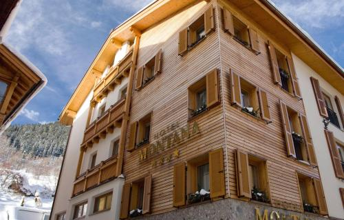 Hotel Montana St. Anton am Arlberg