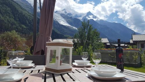 Apartment Mont Blanc Chamonix