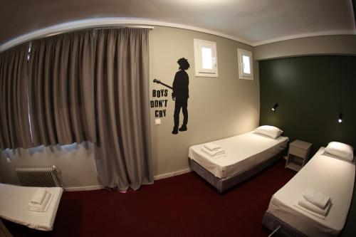 Stay Hybrid Hostel foto della camera