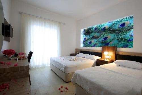 Adrasan Arikanda Hotel 2 tek gece fiyat