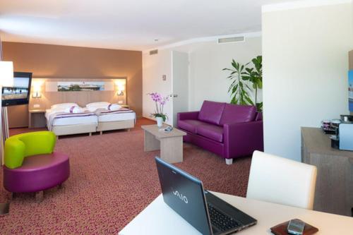 Mercure Hotel Hamburg am Volkspark photo 43
