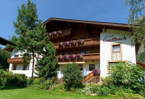 Hotel Gsallbach - Kaunertal